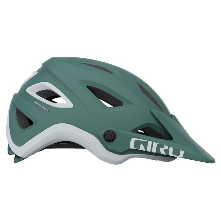 Giro Montara MIPS Women's Mountain Biking Helmet Matte Grey/Dark Green