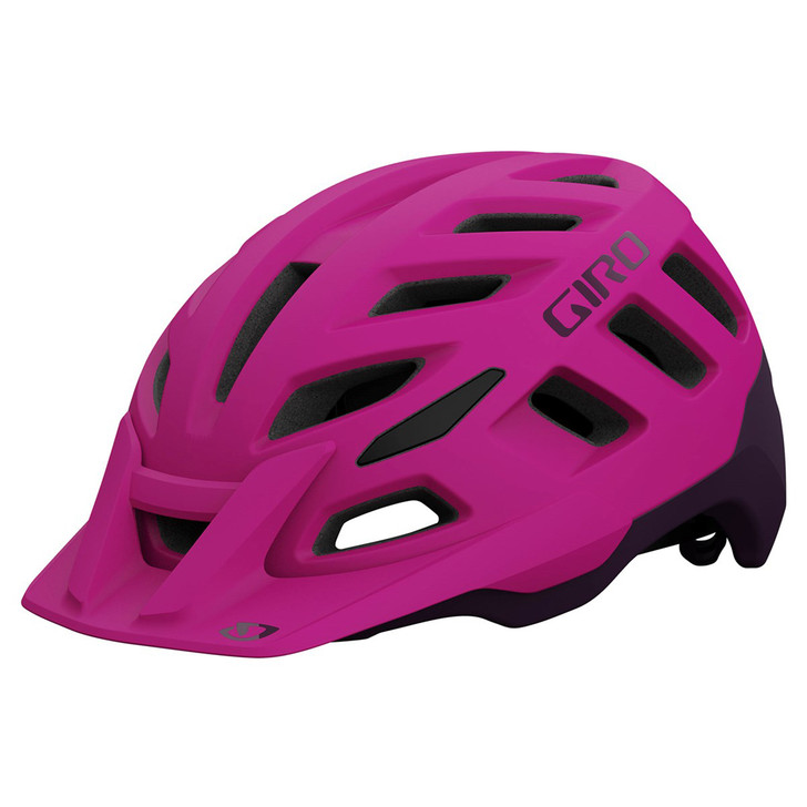 Giro Radix MIPS Women's Mountain Biking Dirt Helmet Matte Pink/Street