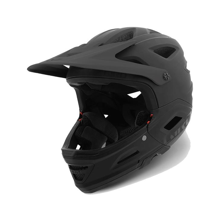 Giro Switchblade MIPS Mountain Biking Dirt/MTB Helmet Matte Black/Gloss Black