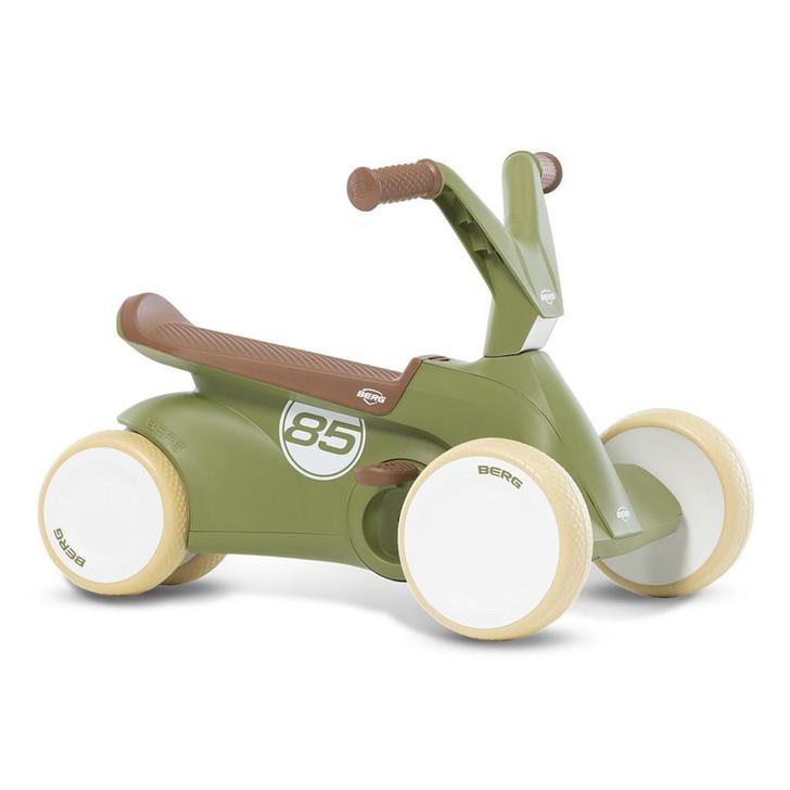 Berg Go2 Retro Toddler Go Kart - Green - 10 months to 30 months
