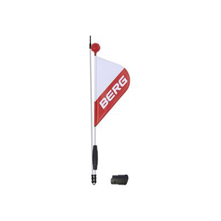 Berg Safety Flag S/M for small ride on