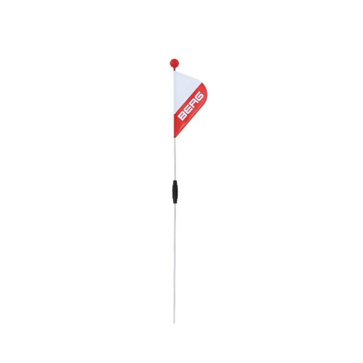 Berg Safety Flag XS for Berg Go2 Go Karts