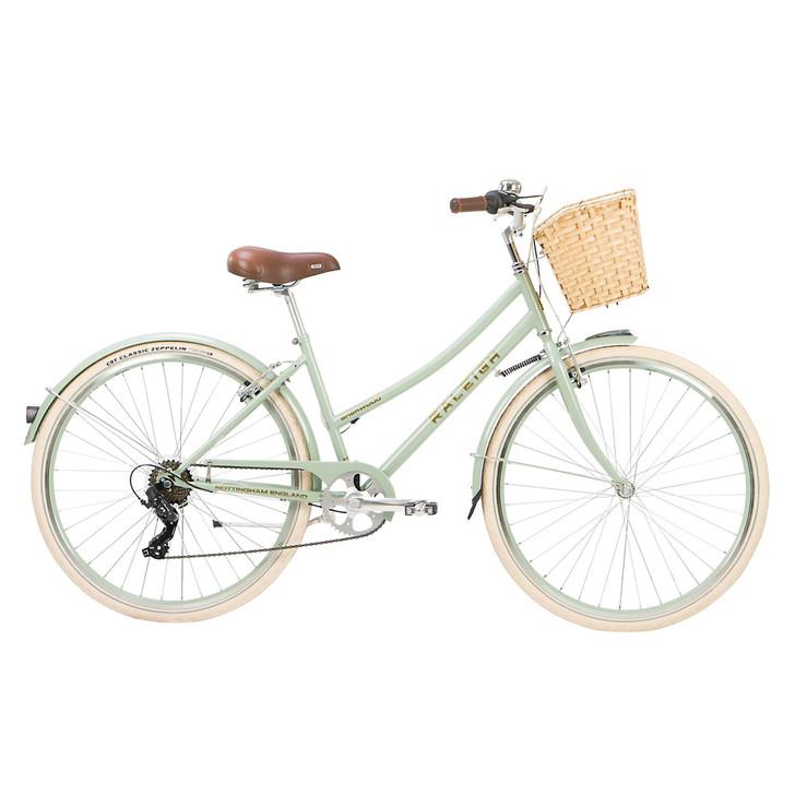Raleigh Sherwood City Bike - Sage
