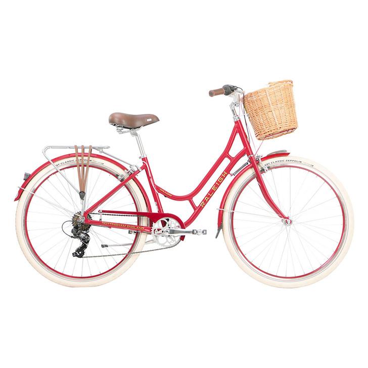 Raleigh Willow City Bike - Cherry