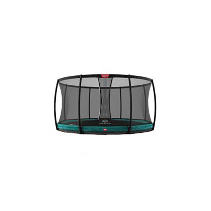 Berg Champion InGround 270 Trampoline with Safety Net Deluxe