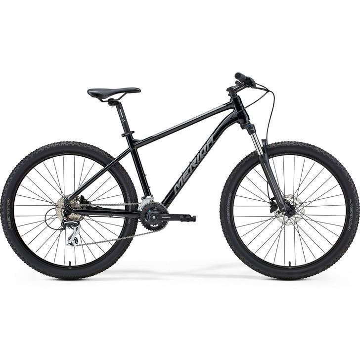 Merida Big Seven 20 Mountain Bike (2021) - Black/Silver