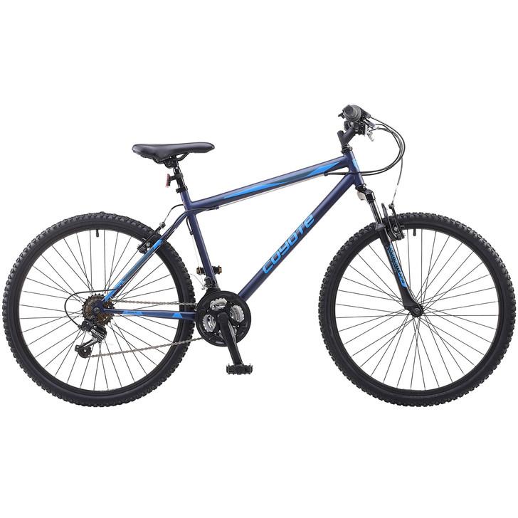 Coyote Element XFS Mountain Bike - Black