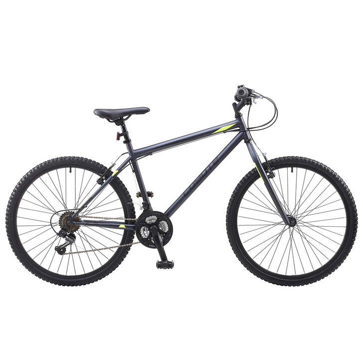 Coyote Element XR Mountain Bike - Grey