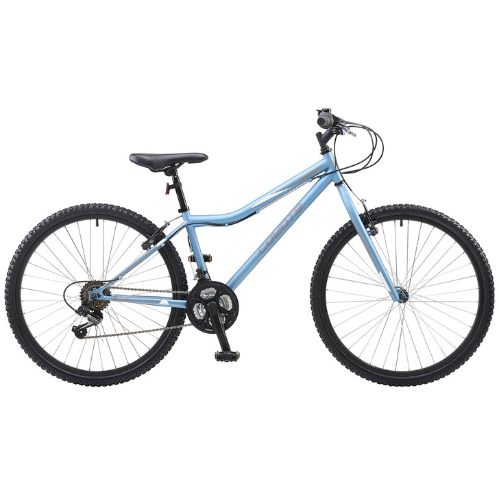 Coyote Callisto XR Ladies Mountain Bike - Aqua/Black