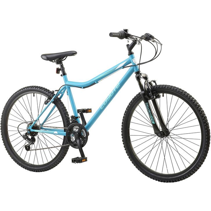 Coyote Callisto XFS Ladies Mountain Bike - Turquoise/Black