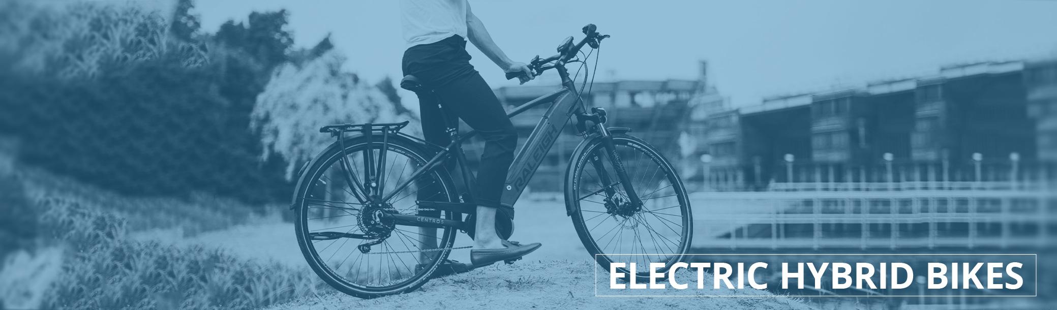 Electric Hybrid Bikes