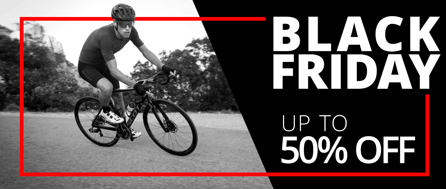 Black Friday offers at Eurocycles