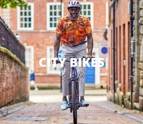 City bikes - Eurocycles.com