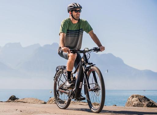 Electric Trekking Bikes