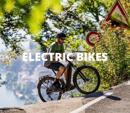 Electric Bikes - Eurocycles.com