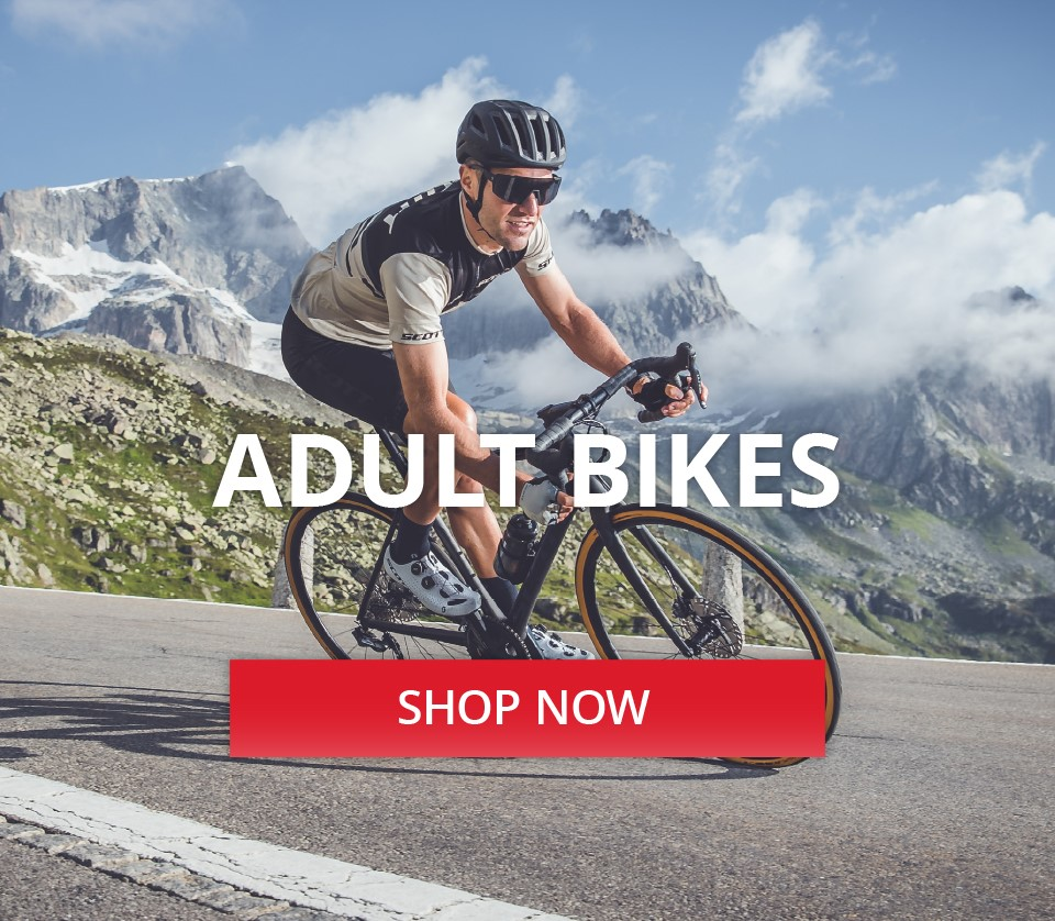 men and womens adult bikes