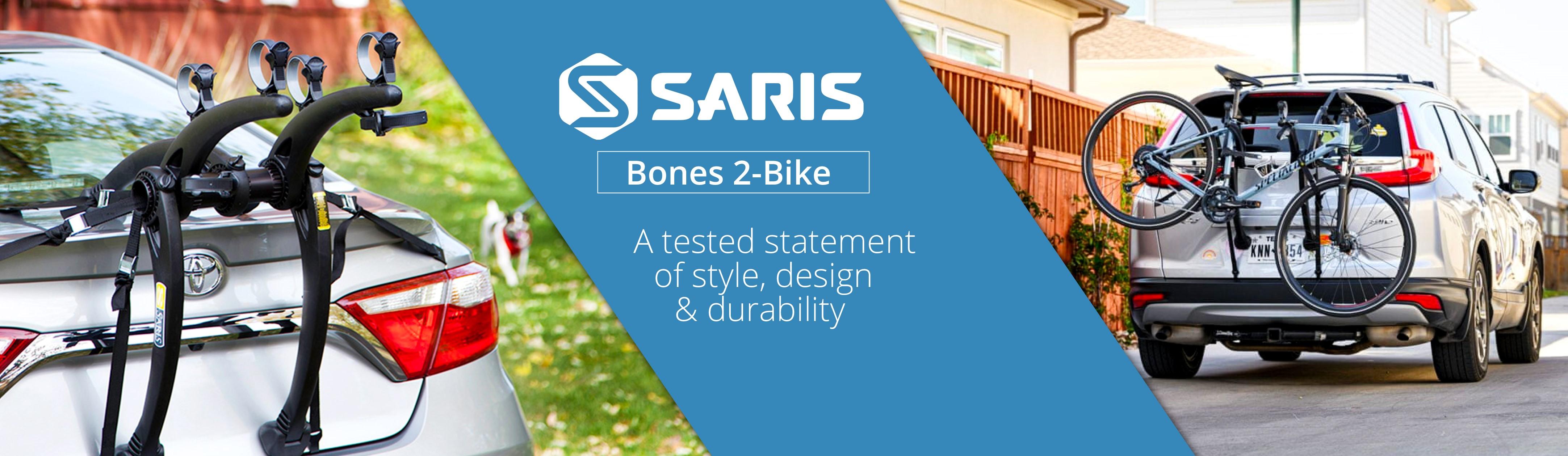 Saris Bones 2 Bike Car Rack