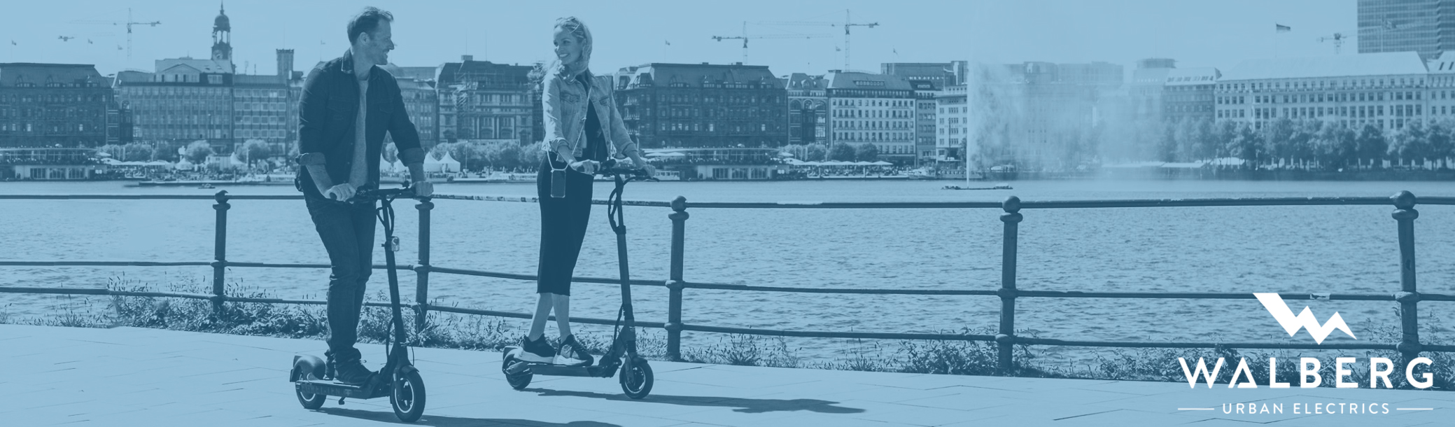 Walberg Electric Scooters