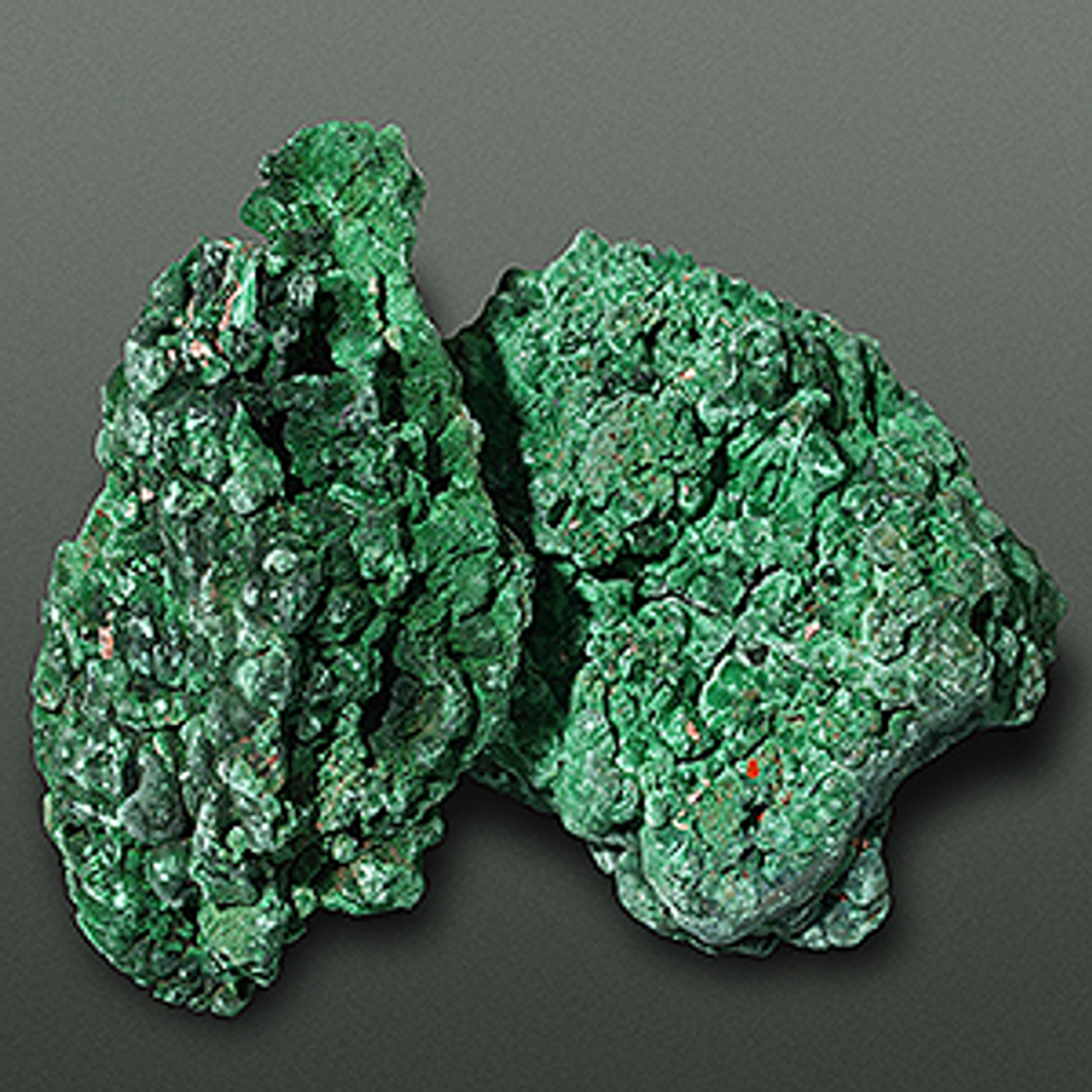 Malachite pigments