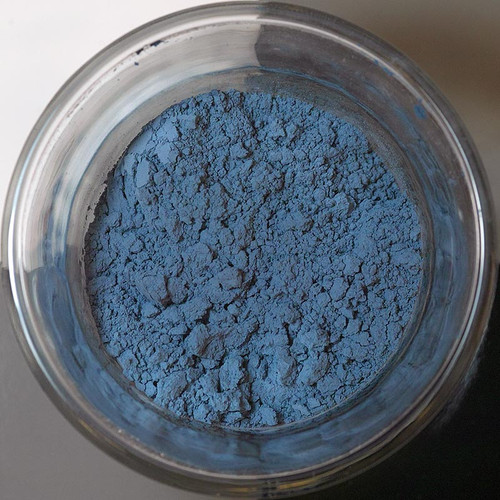 Vivianite blue pigment - fine