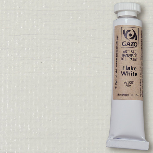 Via Gazo Flake White oil paint