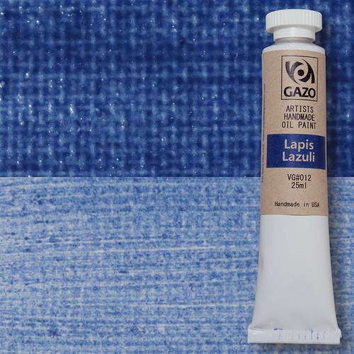 Via Gazo Lapis Lazuli oil paint