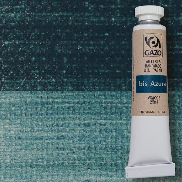 Via Gazo bis Azura oil paint