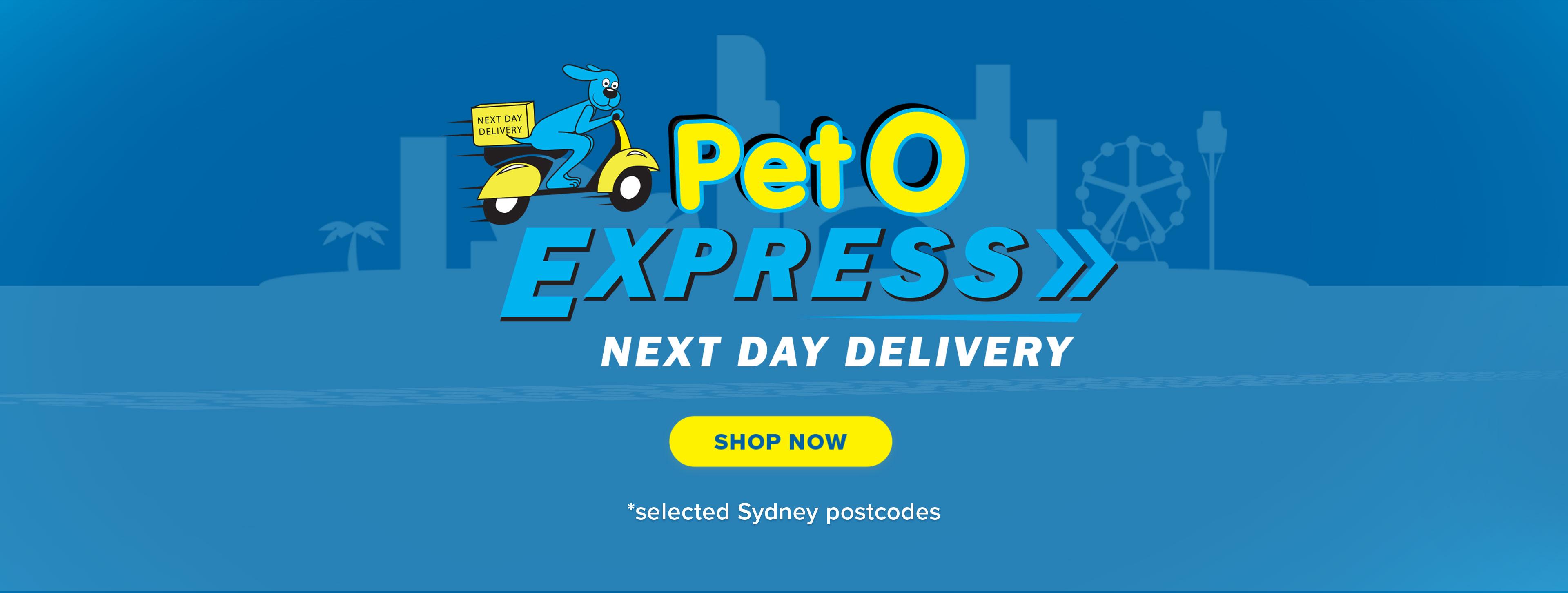 PetO Express