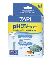API Deluxe pH Test and Adjuster Kit