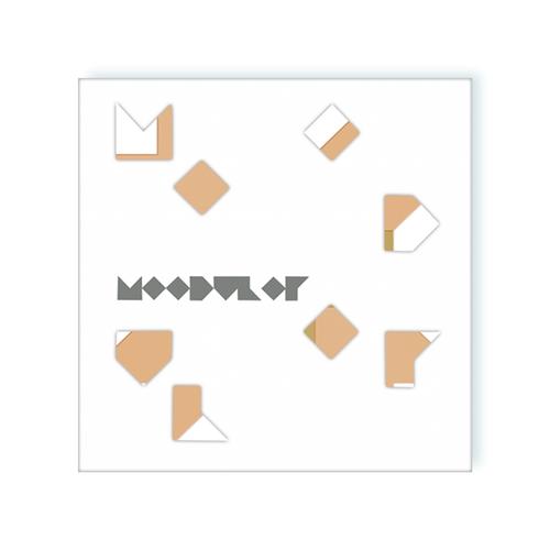 Modern cadillac packaging 64 Adhesive Tiles of ceramic design