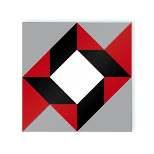 Rombo B Maverik Pipster moodulor adhesive tiles 1