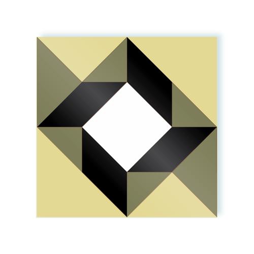 Rombo A Urban Safari moodulor adhesive tiles 1