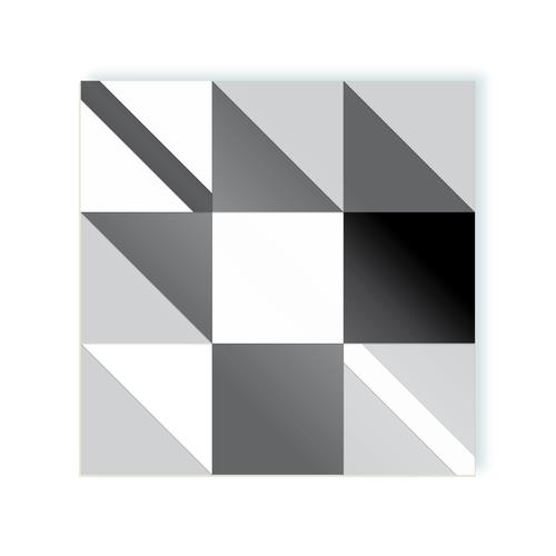 Diagonale A Modern Shades of Grey
