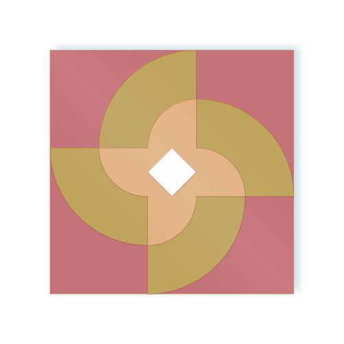 Spirale MODERN CADILLAC moodulor