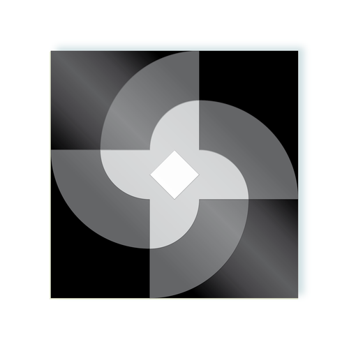 Spirale Shades of Grey moodulor