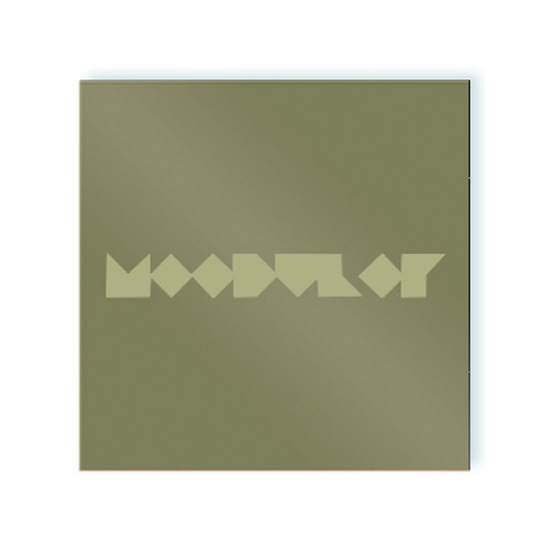 Moodulor Green adhesive tiles