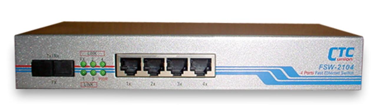 Fsw2104-ssc015  100base