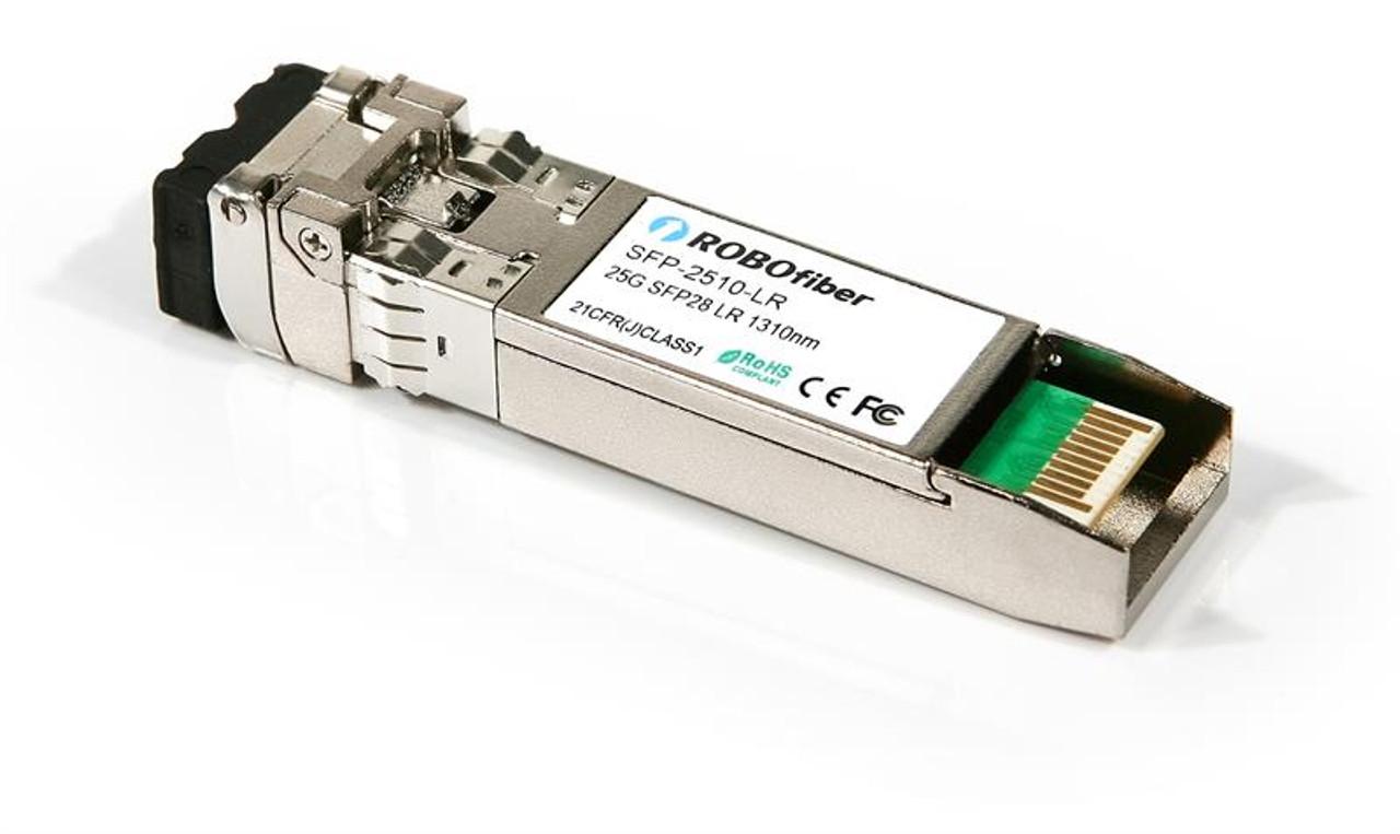 SFP-2510-LR SFP28 25G/28G LR transceiver 1310nm singlemode 10Km, Cisco  compatible