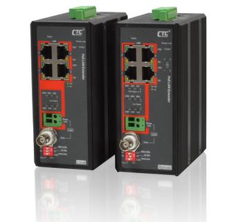 VDTU2-B110 VDSL2 LAN Extender - VDSL2 Ethernet bridge modem - works