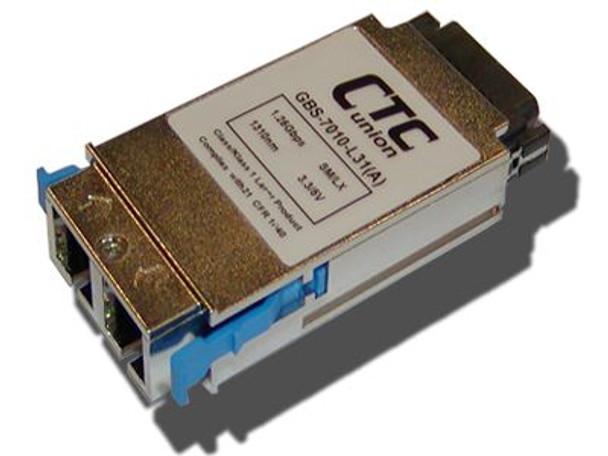 GBM-7000-L31 - 1000Base-SX, multimode extended range, 2Km, 1310nm GBIC transceiver