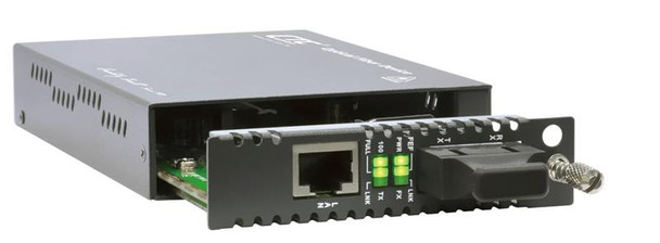 FRM220-10/100i-SC015 Fast Ethernet to SC singlemode 15Km managed fiber media converter