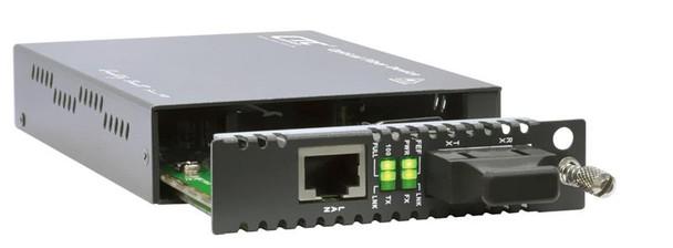 FRM220-10/100i-SC015 Fast Ethernet to SC singlemode 15Km managed fiber media converter