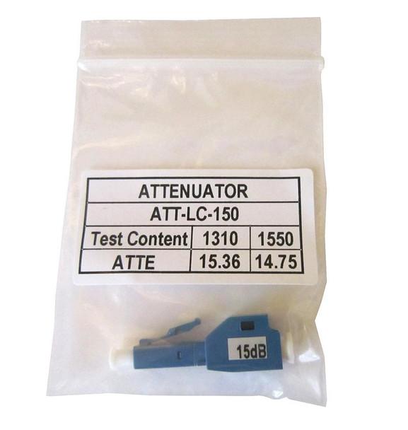 LC in-line attenuator 15dB