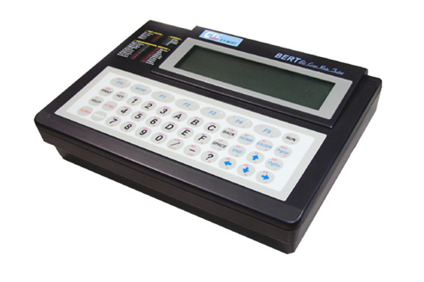 HCT-6000 128Kbps Protocol Analyzer and 2Mbps T1 / E1 / datacom BERT tester