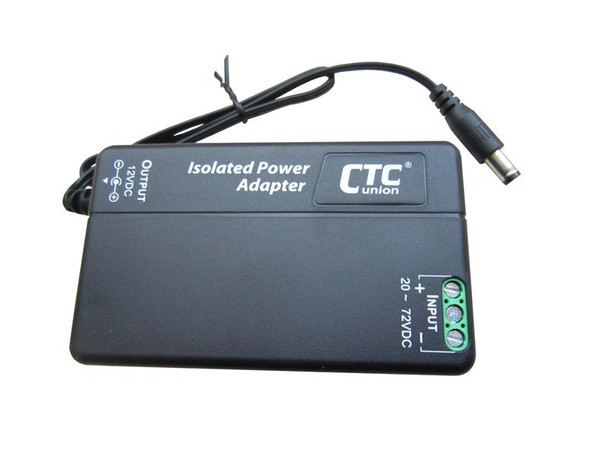DC-APT-12V - DC 20-72V input isolated power supply for FRM220, FIB1 and FMC series converters