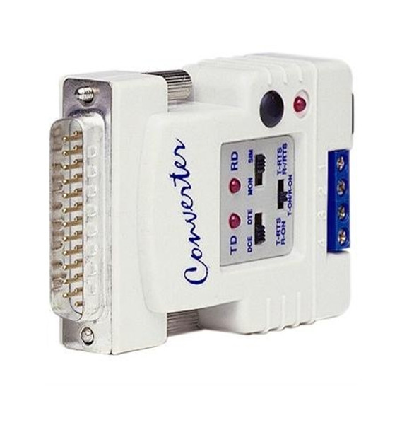 IC485IP-1M RS232 to RS422/RS485 interface powered converter(DB25 male)