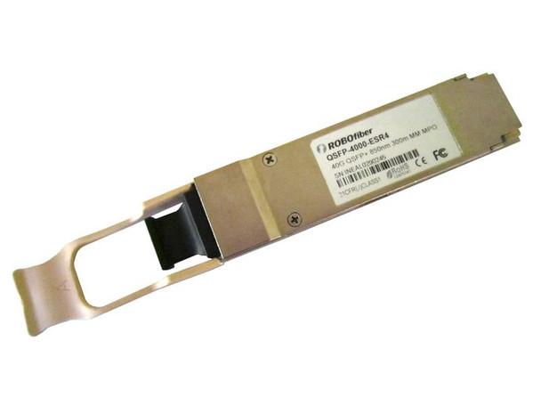 QSFP+ 40G ESR4 optical module, multimode, 300m, MPO connector, Cisco compatible