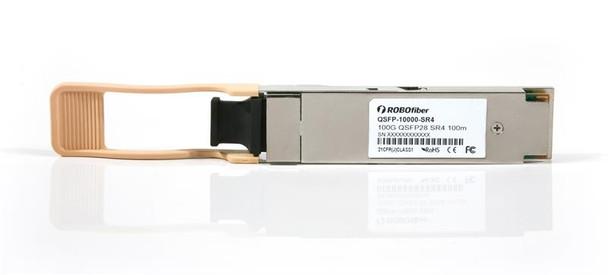 QSFP28 100G SR4 optical module, multimode, 100m, MPO connector