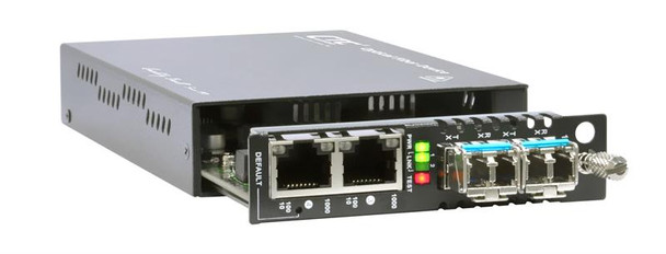MSW-202 Gigabit Ethernet EDD switch (Ethernet Demarcation Device) for Metro Ethernet networks w/ full 802.3ah OAM support