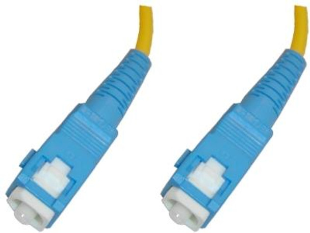 SCP-SCP-SS9 - SC/UPC to SC/UPC singlemode 9/125 simplex fiber optic patch cord cable